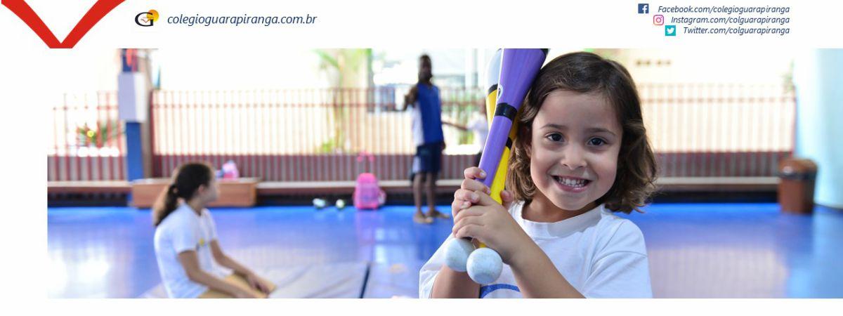 <p>O Circo é uma das mais recentes atrações da área extracurricular do Colégio Guarapiranga para os alunos do Ensino Fundamental e Médio. As aulas de artes circenses contribuem para o desenvolvimento da criança e do jovem visando ampliar as habilidades físicas e cognitivas de seus participantes, resultando em ganhos de [&hellip;]</p>