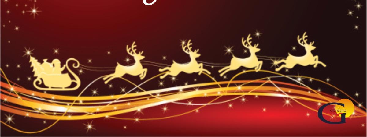 <p>Srs. Pais, &nbsp; Estamos finalizando um ano maravilhoso, mas ainda não acabou não! Teremos alguns encontros importantes por vir de acordo com o cronograma: 12/dezembro &#8211; Noite do Papai Noel: Estaremos das 13h às 20h30 envolvidos num clima Natalino, nos preparando para a chegada do Papai Noel. Será um dia [&hellip;]</p>